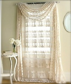 French Lace Panels