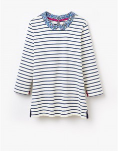 Peter Pan Collar Breton Top