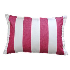 Candy Striped Cushions