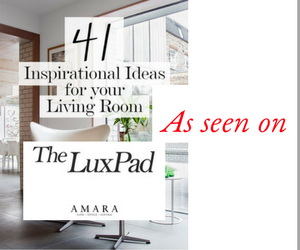 Amara Luxpad French Style Living Rooms