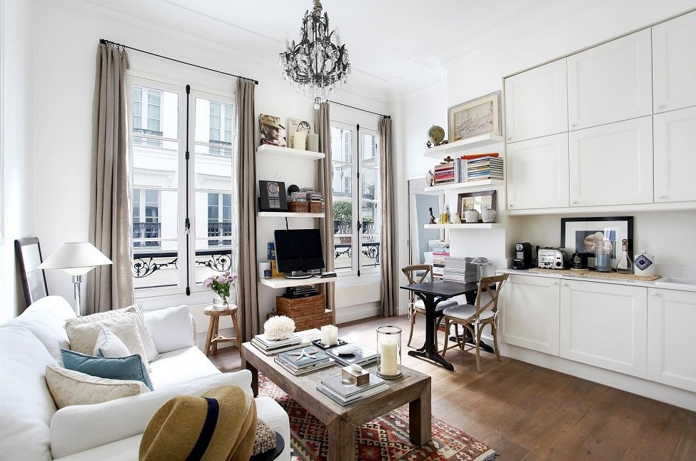 Parisian Apartment Style Inspiration