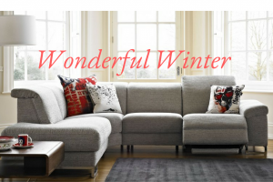 Creating a cosy living room with colour and texture
