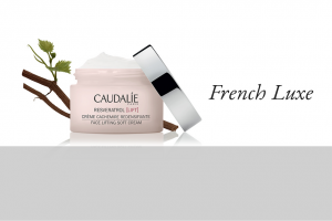 French cosmetic brand Caudelie Cashmere cream