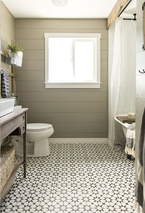 Why Moroccan Tile Print Vinyl Flooring is SO Right! - Love French ...