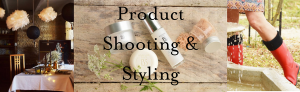 Product shooting and styling UK blogger and interiors blog