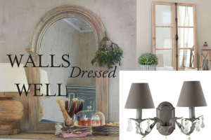 French style wall decor