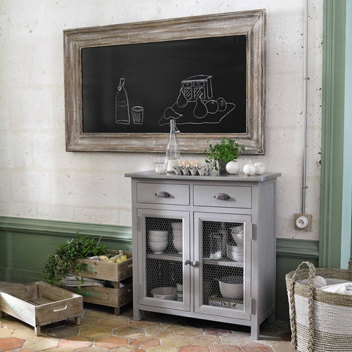 Stylish Kitchen Chalk Board