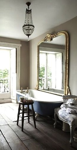 French Style Bathroom Inspiration
