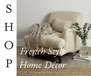 Shop French style home decor