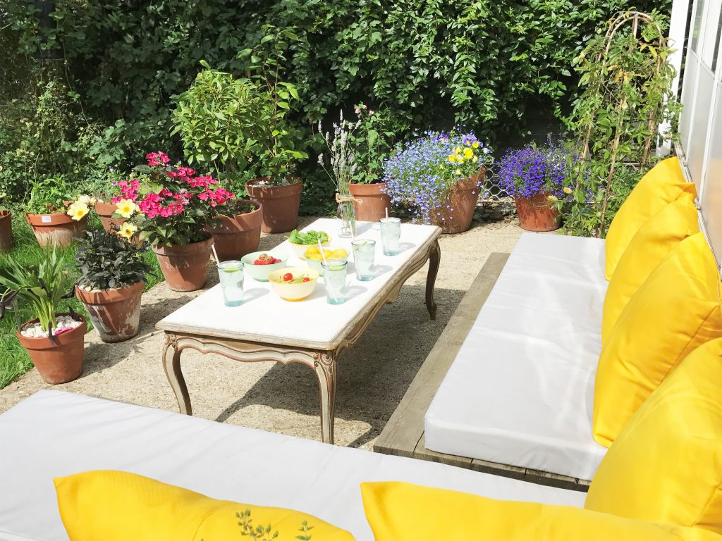 Alfresco summer styling with TK Maxx home