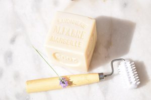 Marseille soap natural facial cleanser