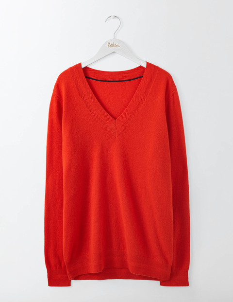 2017 best red cashmere jumpers