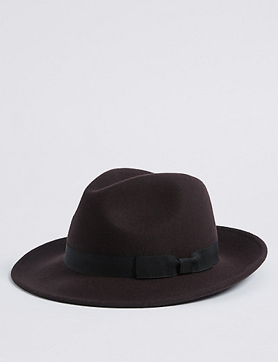 Womens fedora hat