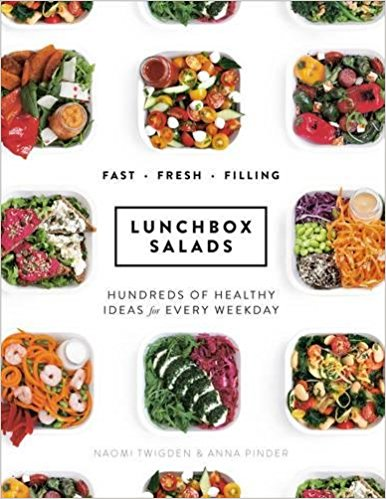 Lunchbox Menu Recipe Book