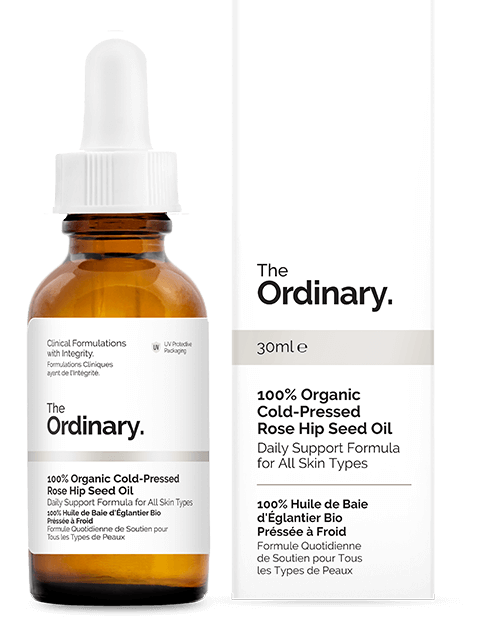 Rose Hip Seed Oil The Ordinary