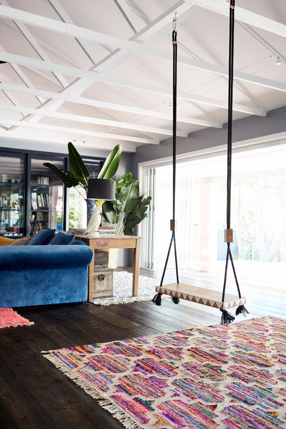 styling a bohemian interior