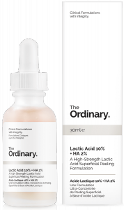 where to buy the ordinary lactic acid france