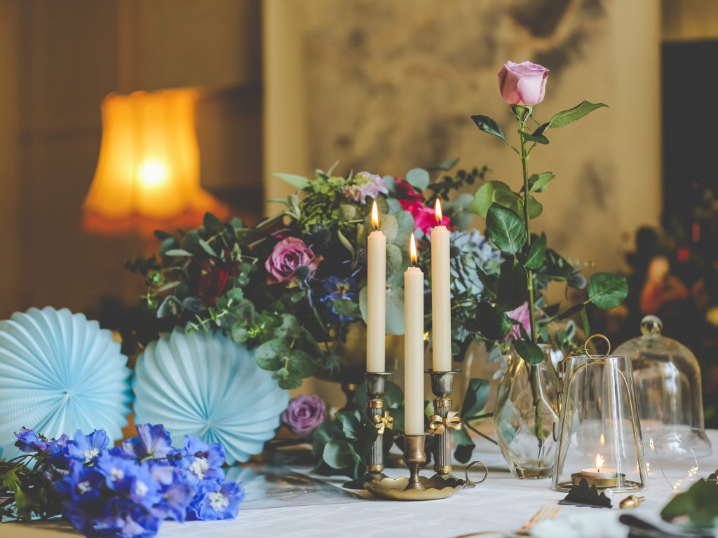 wedding table design trends 2018