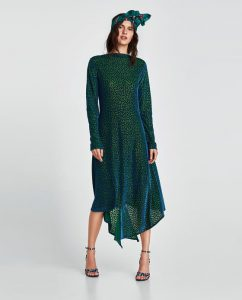 Best green dress 2018
