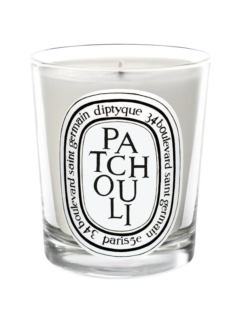 Luxury French style scented candle